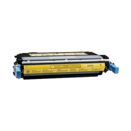 Compatible HP 643A Q5952A Yellow Toner Cartridge