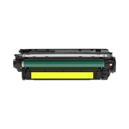 Compatible HP 646A CF032A Yellow Toner Cartridge