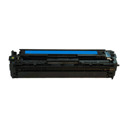 Compatible HP 650A CE271A Cyan Toner Cartridge