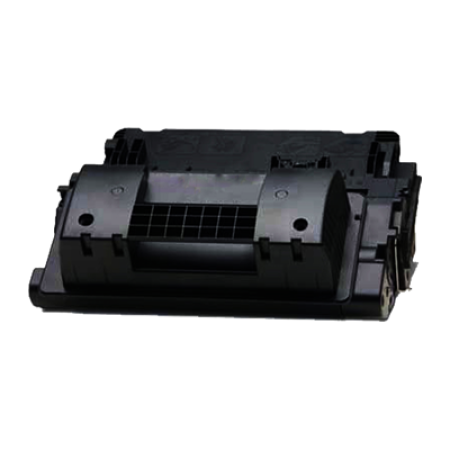 Compatible HP 90A CE390A Black Toner Cartridge