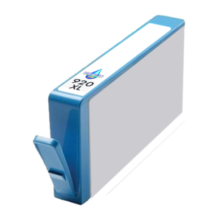 Compatible HP 920XL Ink Cartridge Cyan