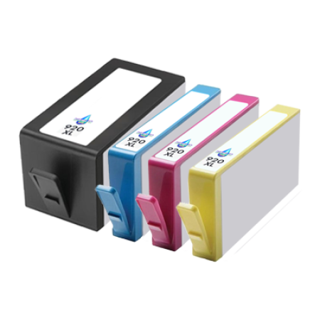 Compatible HP 920XL Multipack Ink Cartridge BK/C/M/Y