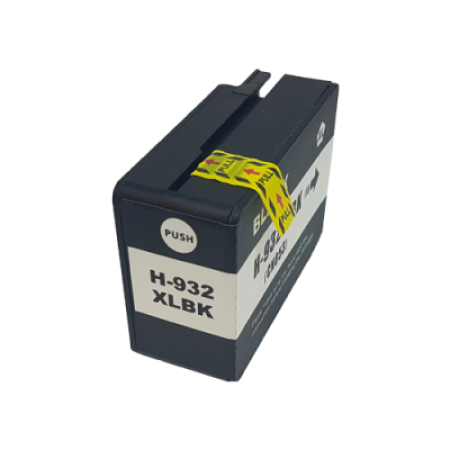 Compatible HP 932 XL Black Ink Cartridge