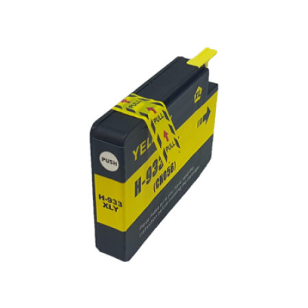 Compatible HP 933 XL Yellow Ink Cartridge