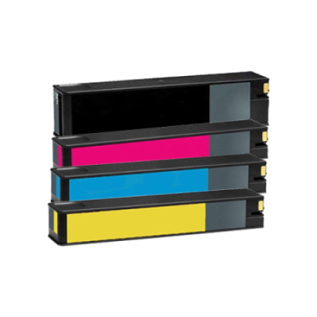 Compatible HP 981X High Capacity Ink Cartridge Multipack - 4 Inks
