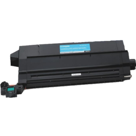 Compatible Lexmark 0012N0768 Cyan Toner Cartridge