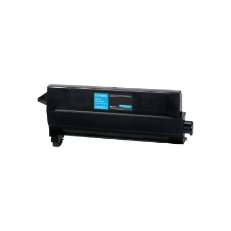 Compatible Lexmark 00C9202CH Cyan Toner Cartridge