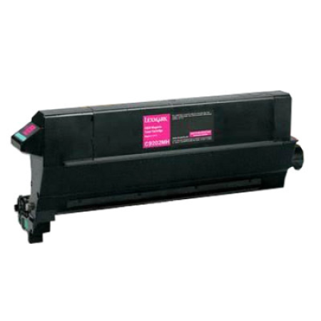 Compatible Lexmark 00C9202MH Magenta Toner Cartridge