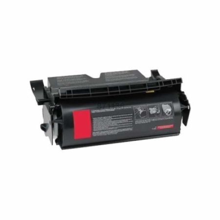 Compatible Lexmark 12A6735 High Capacity Black Toner Cartridge