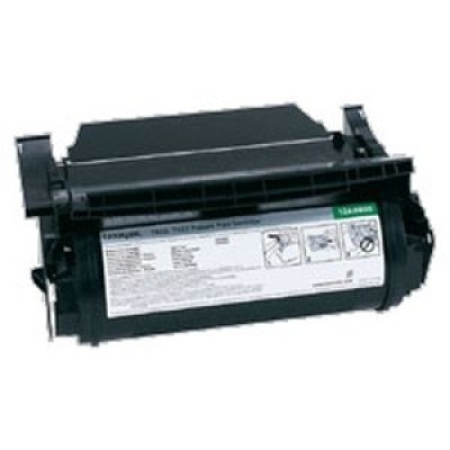 Compatible Lexmark 12A6865 High Capacity Black Toner Cartridge