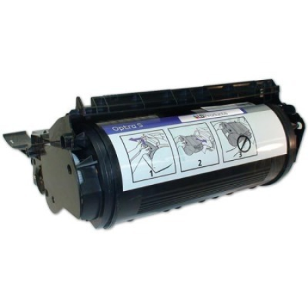 Compatible Lexmark 1382625 Black Toner Cartridge