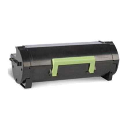 Compatible Lexmark 502 (50F2000) Black Toner Cartridge