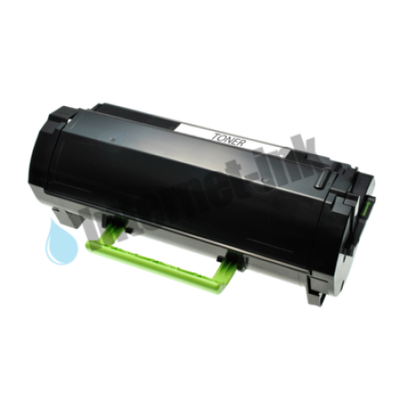 Compatible Lexmark 522H 52D2H00 Black High Capacity Toner Cartridge