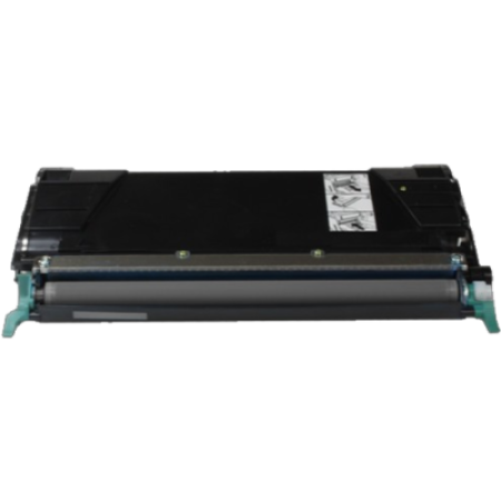 Compatible Lexmark C522KS Black Toner Cartridge