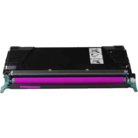 Compatible Lexmark C522MS Magenta Toner Cartridge