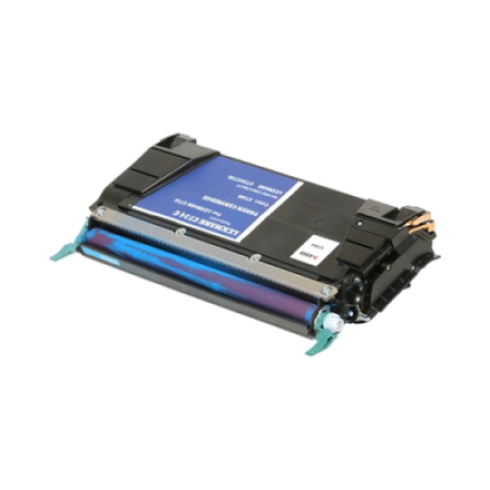 Compatible Lexmark C734A1CG Cyan Toner Cartridge