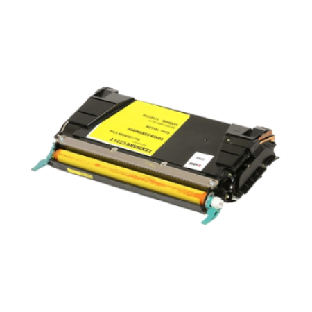 Compatible Lexmark C734A1YG Yellow Toner Cartridge