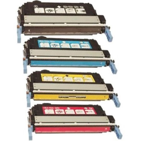 Compatible Lexmark C736H1 High Yield Rainbow Toner Cartridge Pack