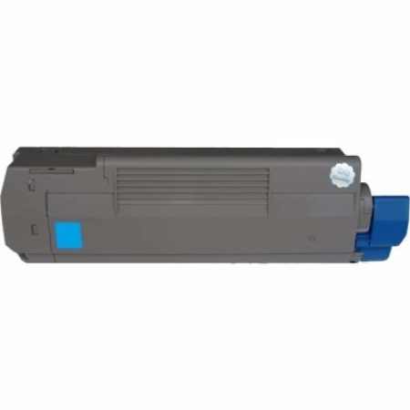 Compatible OKI 41515211 Cyan Toner Cartridge