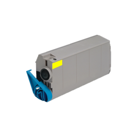 Compatible OKI 41963005 Yellow Toner Cartridge