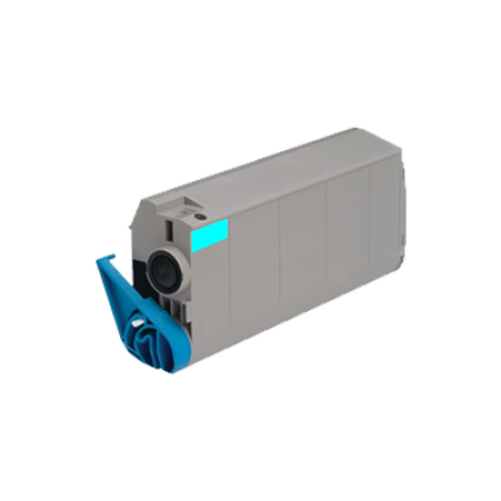 Compatible OKI 41963007 Cyan Toner Cartridge