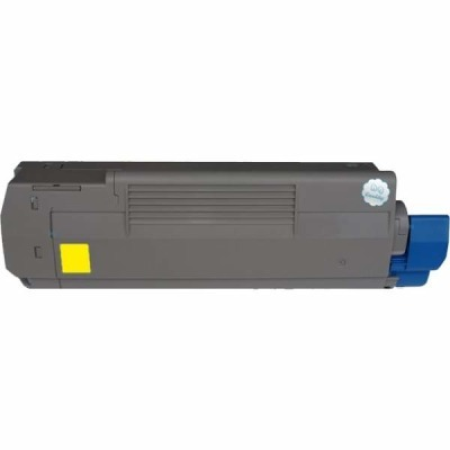 Compatible OKI 41963605 Yellow Toner Cartridge