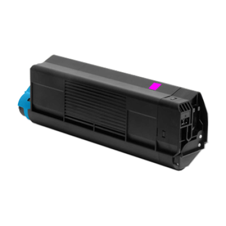 Compatible OKI 42127406 Magenta Toner Cartridge