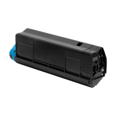 Compatible OKI 42127408 Black Toner Cartridge