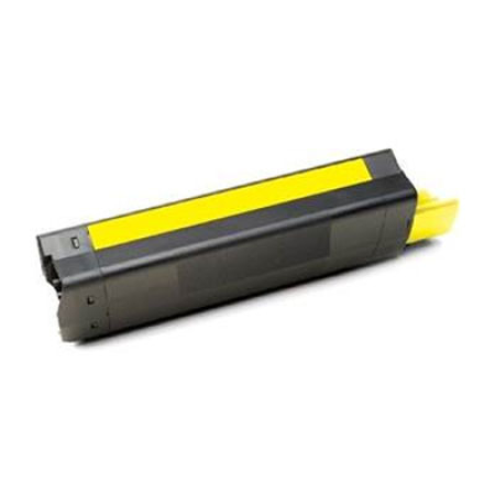 Compatible OKI 42804505 Yellow Toner Cartridge