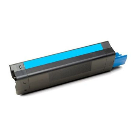 Compatible OKI 42804507 Cyan Toner Cartridge