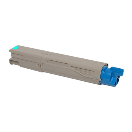 Compatible OKI 43459323 Cyan Toner Cartridge