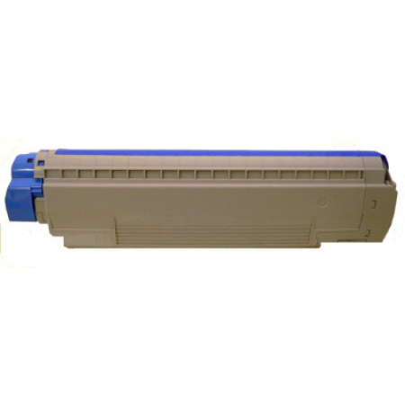 Compatible OKI 43487711 Cyan Toner Cartridge