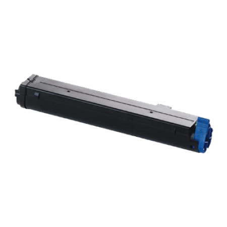 Compatible OKI 43502302 Black Toner Cartridge