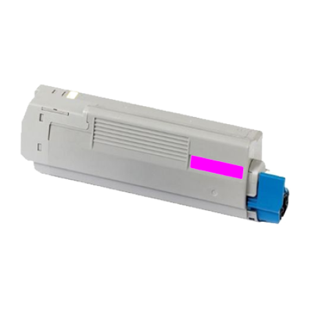 Compatible OKI 43865722 Magenta Toner Cartridge