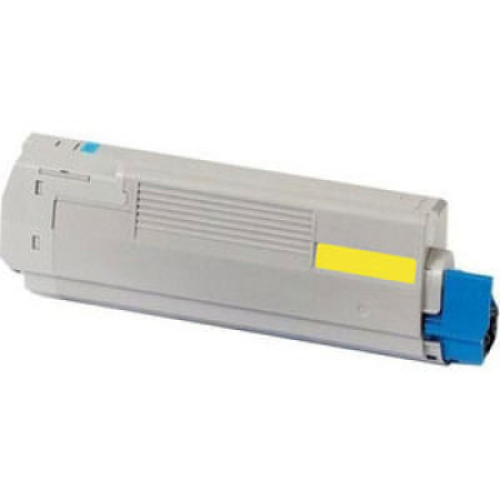 Compatible OKI 44059209 Yellow Toner Cartridge