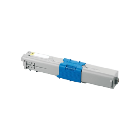 Compatible OKI 44469704 Yellow Toner Cartridge