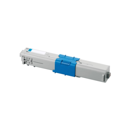Compatible OKI 44469706 Cyan Toner Cartridge