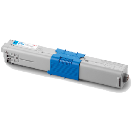 Compatible OKI 44469724 Toner Cartridge Cyan High Capacity