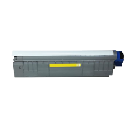 Compatible OKI 44643001 Yellow Toner Cartridge