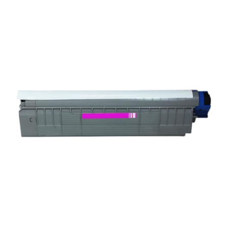 Compatible OKI 44643002 Magenta Toner Cartridge