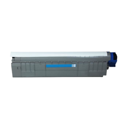 Compatible OKI 44643003 Cyan Toner Cartridge