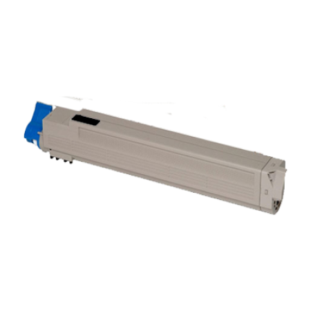 Compatible OKI Black Toner Cartridge 46508712
