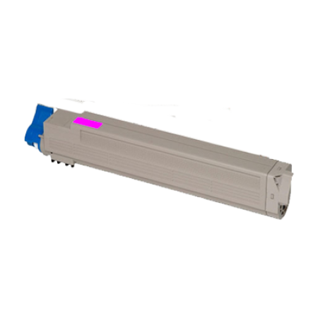 Compatible OKI Magenta Toner Cartridge 46508710