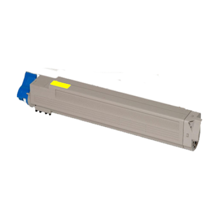 Compatible OKI Yellow Toner Cartridge 46508709