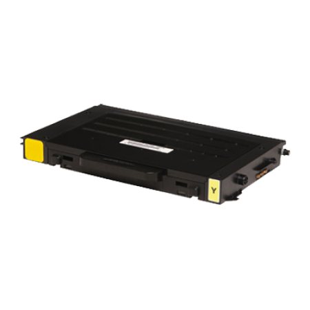 Compatible Samsung CLP-510D5Y Yellow Toner Cartridge
