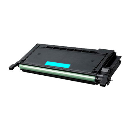 Compatible Samsung CLP-C660B High Capacity Cyan Toner Cartridge