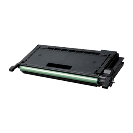 Compatible Samsung CLP-K660B High Capacity Black Toner Cartridge