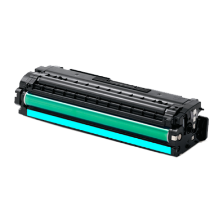 Compatible Samsung CLT-C506 Cyan Toner Cartridge