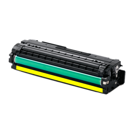 Compatible Samsung CLTY505L Yellow Toner Cartridge