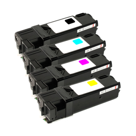 Compatible Xerox 106R0145 Series Toner Cartridge Multipack - 4 Toners